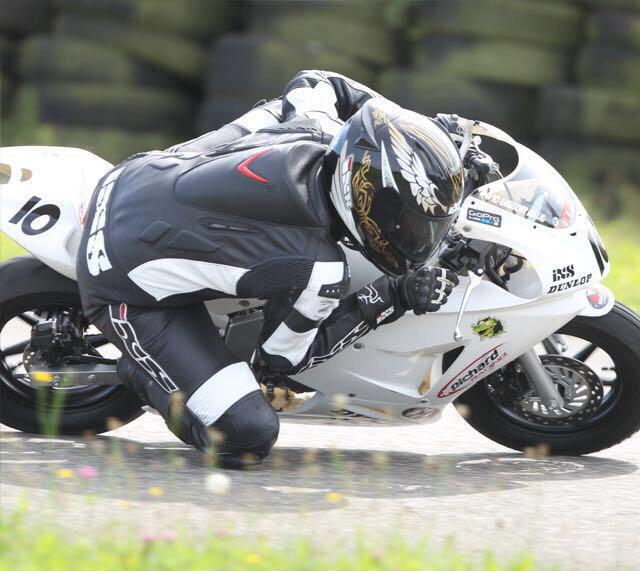 La passion pour la moto